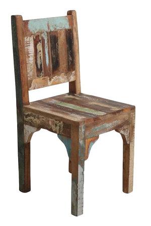 Scrapwood children chair