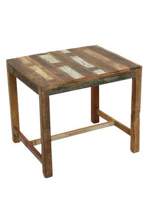Scrapwood children table