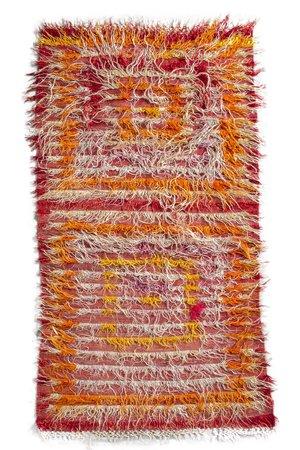 Vintage tapijt 'Tulu'