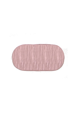 Olli Ella Luxe organic cotton liner - rose