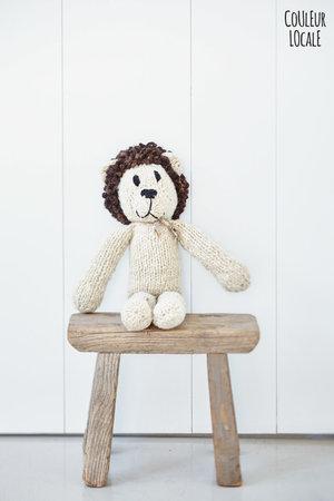 Kenana Knitters Woolen lion