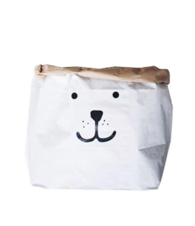 Paper bag 'Bear' S