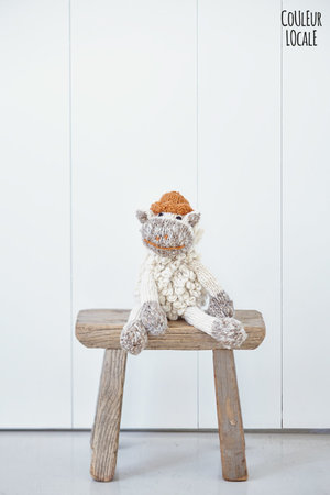 Kenana Knitters Woolen lamb