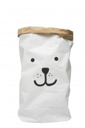 Tellkiddo Paper bag 'Bear'
