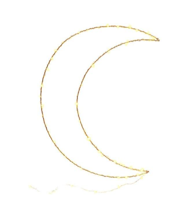 Lighting moon