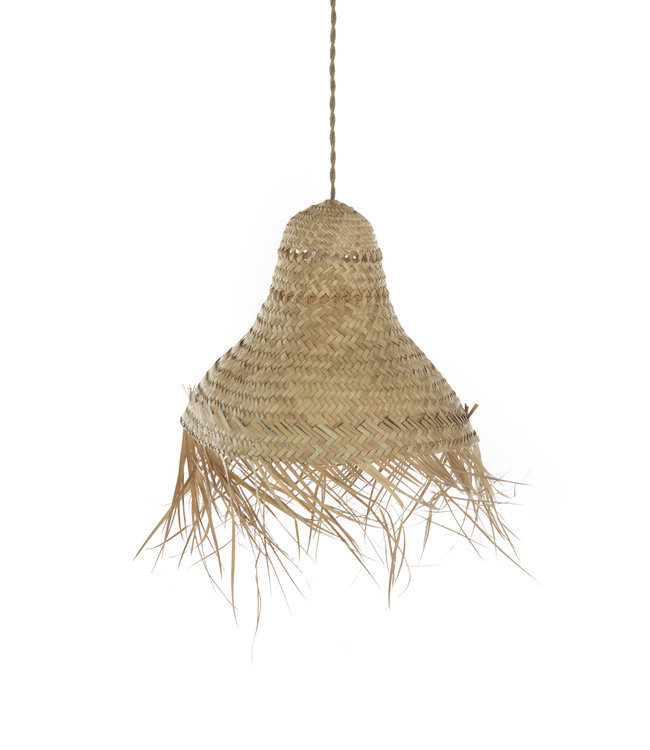 Suspension  'Hat' with fringes - Mexico