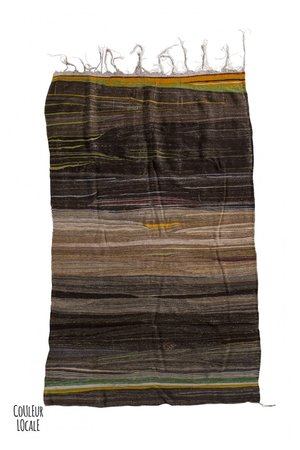 Couleur Locale Kelim  #2 - 290x160cm