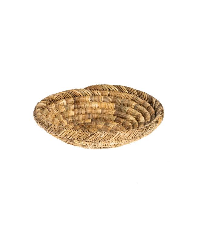 Couleur Locale Flat basket 'Smar'