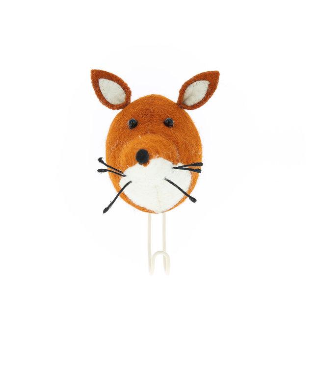 Big single hook - fox