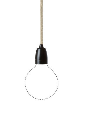 NUD collection NUD Classic textile pendant