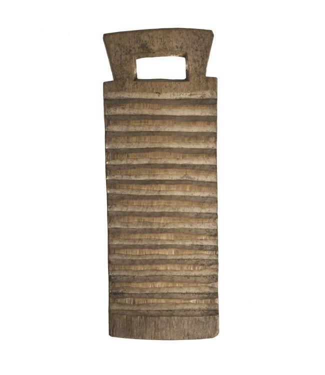 Oude wasplank #1 - Niger