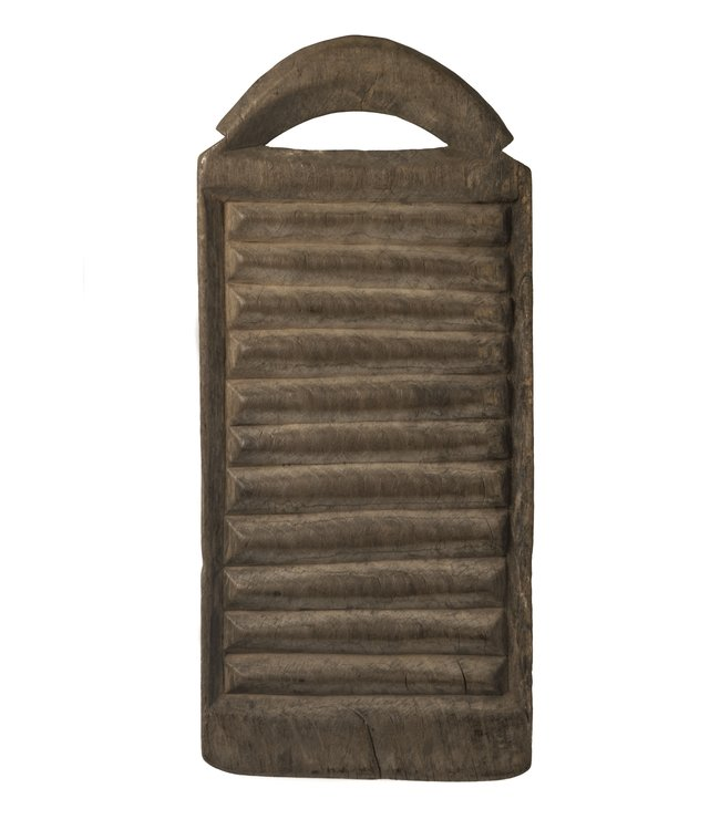 Oude wasplank #3 - Niger