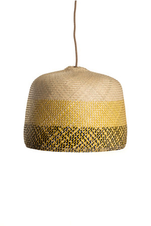 Hanglamp palmblad multicolor - Mexico