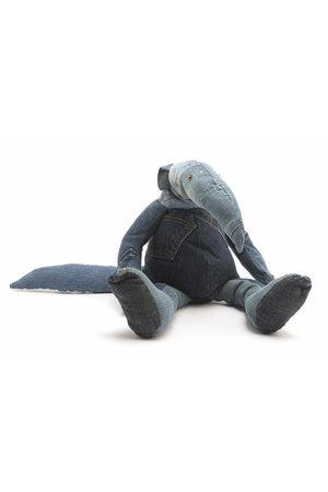 Maison Indigo Anteater- recycled jeans
