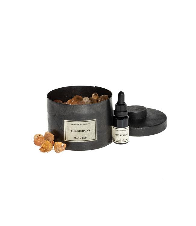 Pot pourri vegetal amber - Thé Sichuan - small