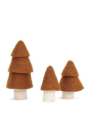 Pine tree - brown