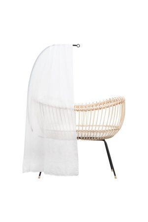 Bermbach Handcrafted Lola crib with canopy