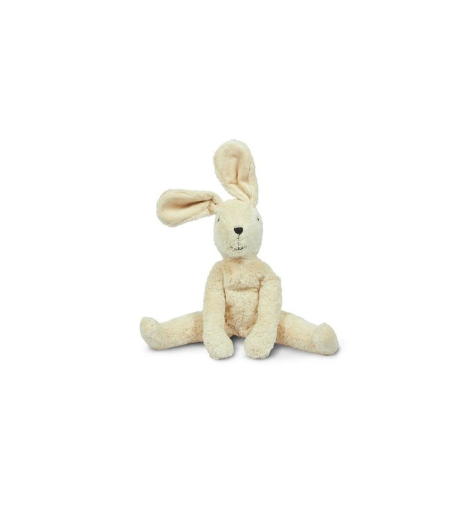 Floppy animal rabbit - white