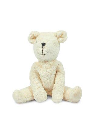 Senger Floppy animal bear - white