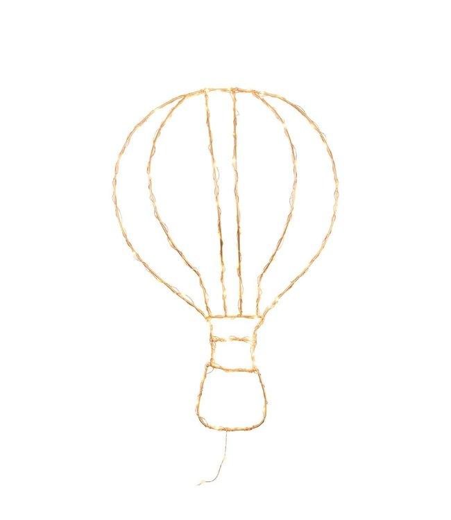 Wandverlichting - luchtballon