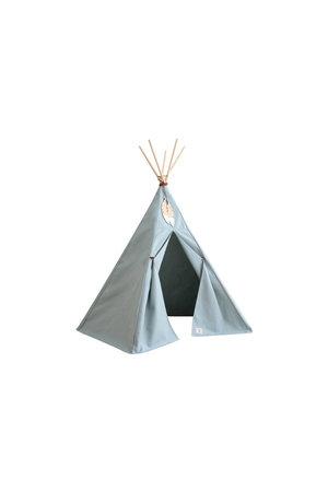 Nobodinoz Nevada teepee - riviera blue