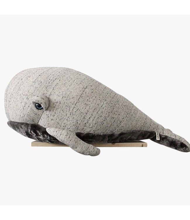 XXL bubble whale