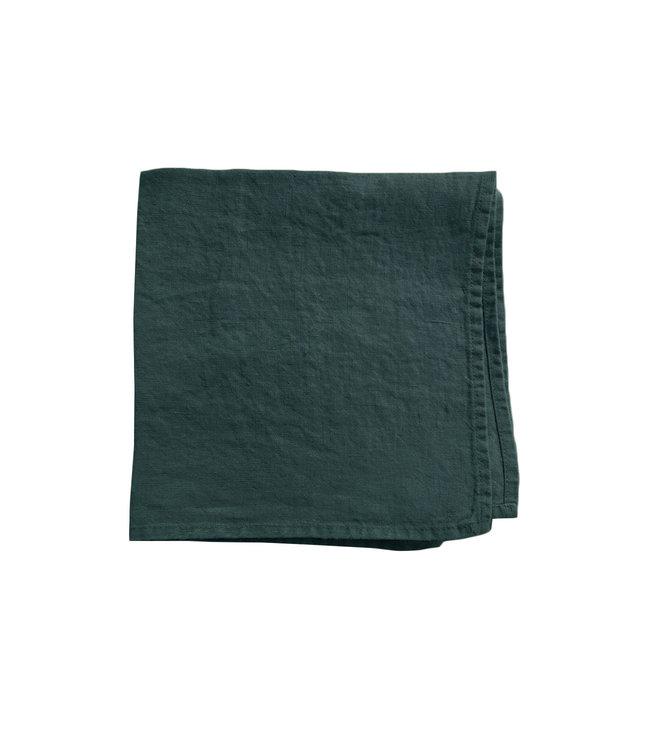 Linge Particulier Servet linnen - cedar