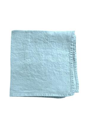 Linge Particulier Napkin linen - pale blue