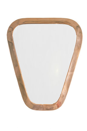 Couleur Locale Mirror brass - copper - irregular - S