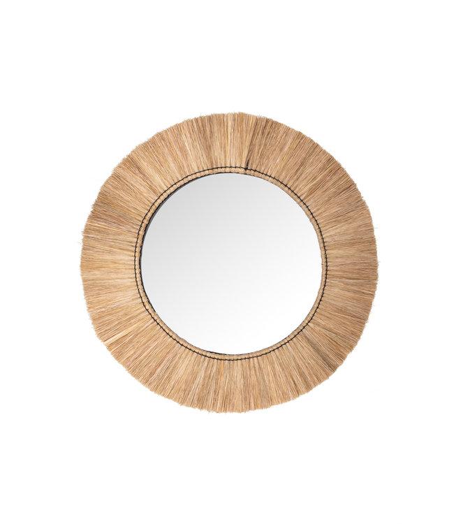 Round mirror ' village'