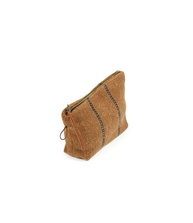 Libeco Gus pouch - stripe