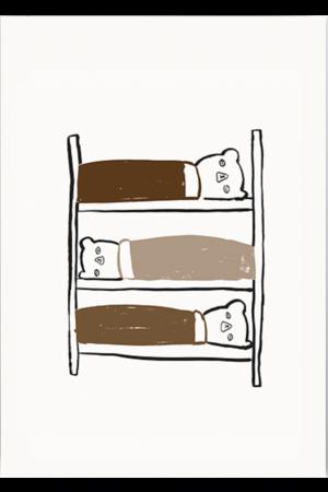 'Bunkbed' poster