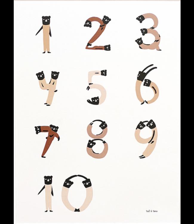 Acrobats 1,2,3 poster