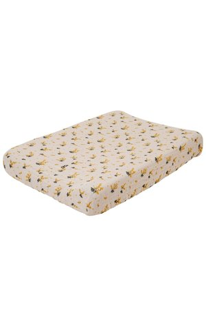 garbo&friends Mimosa muslin changing mat cover