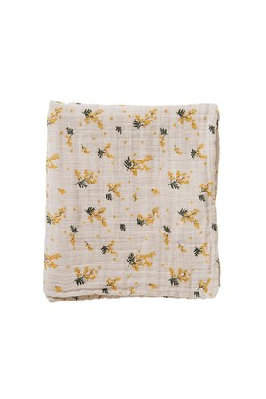 garbo&friends Mimosa muslin swaddle blanket