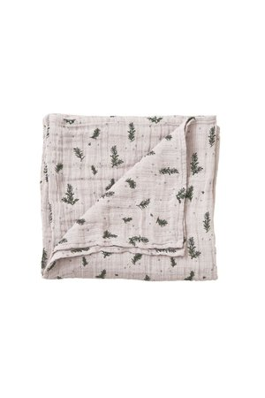 garbo&friends Rosemary muslin swaddle blanket