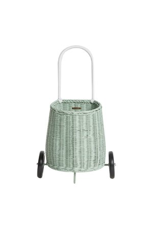 Olli Ella Luggy basket small - mint