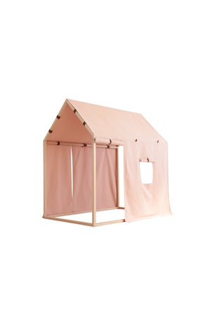 Nobodinoz Balear home - bloom pink