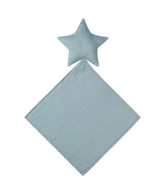 Numero 74 Lovey star doudou - sweet blue