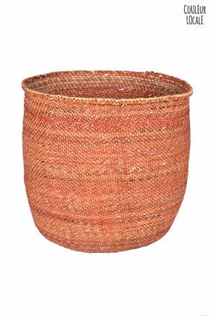 Basket Iringa - orange