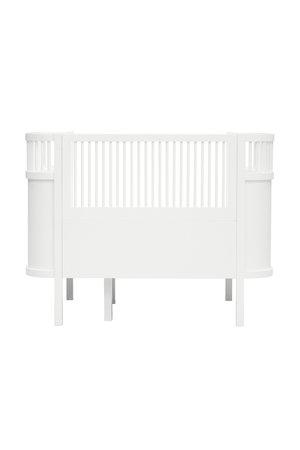 Sebra Het Sebra bed, baby & jr., classic white