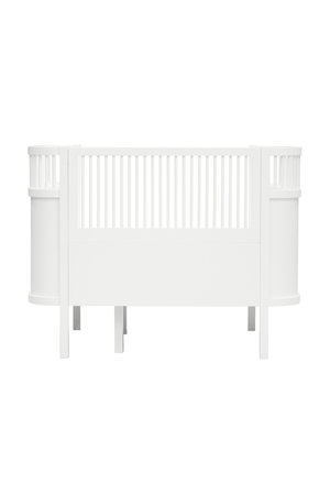 Sebra The Sebra bed, baby & jr., classic white