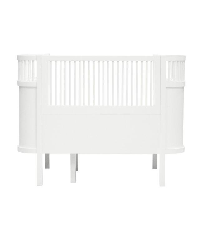 The Sebra bed, baby & jr., classic white