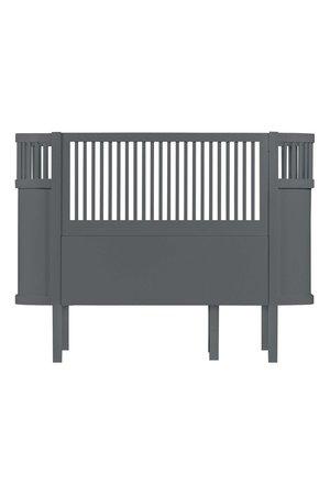 Sebra Het Sebra bed, baby & jr., classic grey