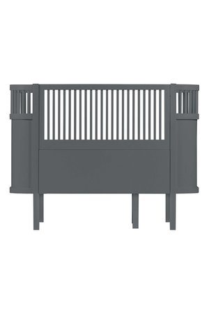 Sebra The Sebra bed, baby & jr., classic grey