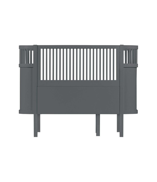Sebra Sebra bed - baby & junior - classic grey