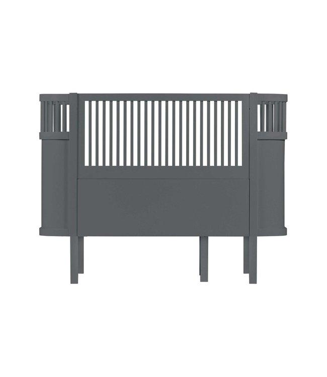 The Sebra bed, baby & jr., classic grey