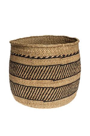 Basket Iringa Vizuri - pattern