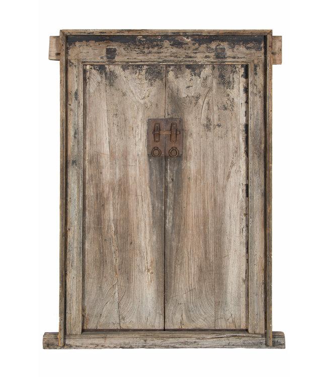 Antieke Chinese deur