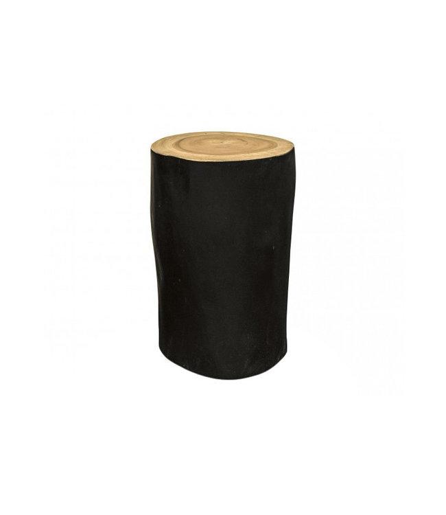 Black tree stool palm